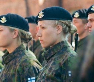 Finnish military fosters future leaders