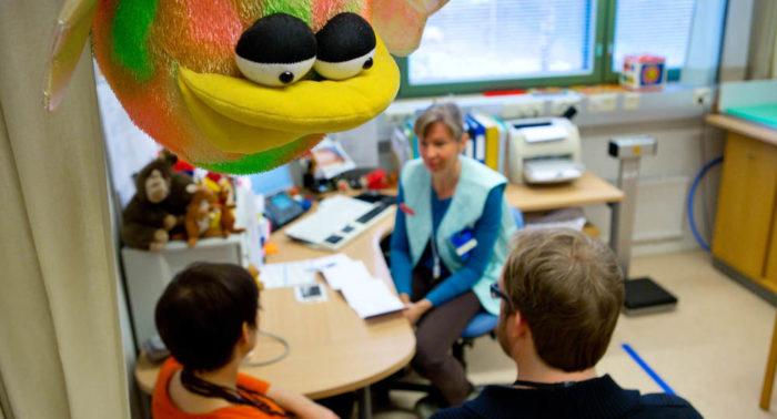 Большая часть базовых социальных услуг заранее оплачена финским налогоплательщиком. На фото: детская консультация, что, кстати, всегда бесплатно.