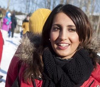 Nasima Razmyar, Afghanistan, Kabul, Einwanderung, Flüchtling, Rotes Kreuz, Monika, Minna-Canth-Tag, finnischer Gleichstellungstag, Helsinki, Finnland
