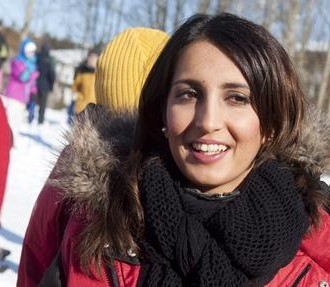 Nasima Razmyar, Afeganistão, Cabul, imigração, refugiada, Cruz Vermelha, Monika, dia de Minna Canth, Dia da Igualdade na Finlândia, Helsinque, Finlândia