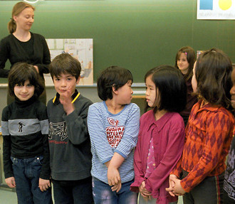 Уроки религии развивают в детях чувство идентичности