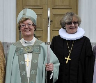 Bishop of Helsinki Irja Askola, Evangelical Lutheran Church, Finland
