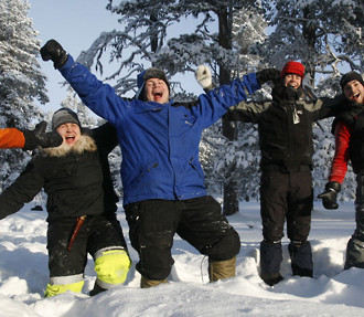 Nummer eins: In Finnland lebt es sich am besten, sagt Newsweek. Wir sind ganz derselben Meinung!
