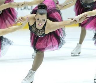 Для детей фигурное катание – это, в первую очередь, интересное хобби, но бывает и так, что хобби становится профессией. На фото: команда Marigold IceUnity на чемпионате Финляндии в Хельсинки весной 2014 г.