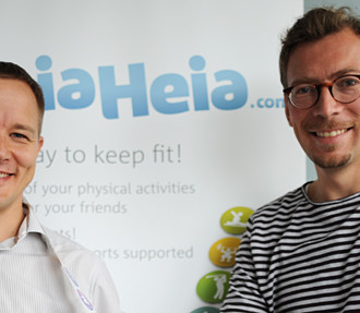 Finnish, Finland, HeiaHeia, Golf GameBook, Nokia Sports Tracker, Moves, Mikko Ilonen, Mikko Manerus, Kalle Vainola, Jussi Räisänen, Olli Oksanen, fitness, sports apps, startups, social media, Facebook, Twitter
