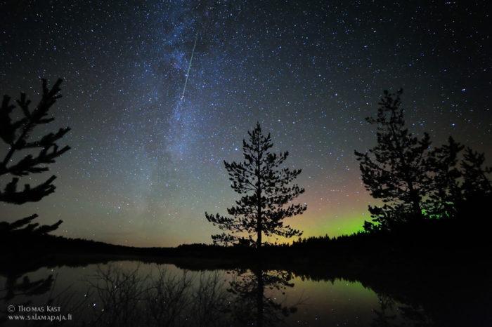 Rock the Milky Way