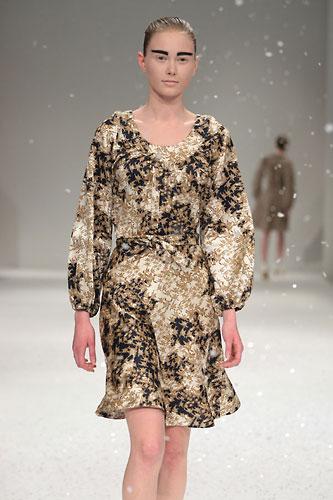 Hecho en Finlandia: IvanaHelsinki fue la primera marca finlandesa presente en la prestigiosa Paris Fashion Week.