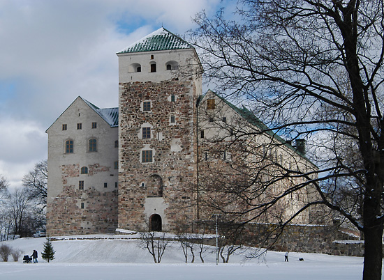 Turku Castle was probably founded in 1280.