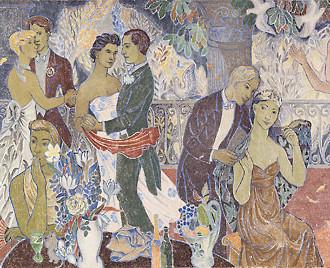 Tove Jansson, 100 ans, centenaire de la naissance, Moumine, troll, peintre, artiste, auteur, écrivaine, illustratrice, Ateneum