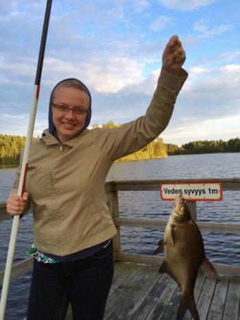 «Для меня важным является удобный подъезд к месту рыбалки и гарантированный улов
