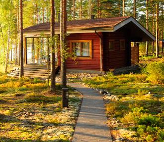 Снять дом в аренду, дача, дача в Финляндии, Финляндия