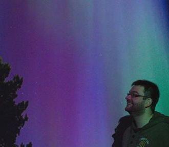 Томас Каст из Германии снимает северное сияние, Аврора Бореалис, путешествия, Оулу, Финляндия
