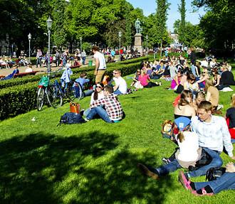 Хельсинки, отдых в Хельсинки, отдых в Финляндии, Финляндия, Эспланады, Туве Янссон, Пааво Нурми, муми-тролли