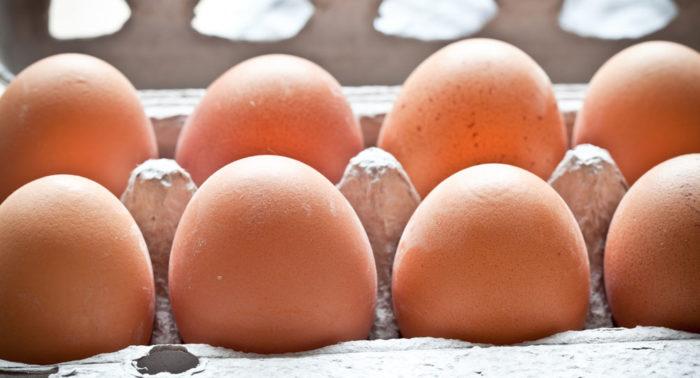 Экологически чистые яйца можно найти практически в любом продуктовом магазине Финляндии.