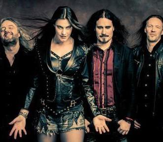 El principal anhelo de Nightwish, uno de los grupos heavy más famosos que ha dado Finlandia, es hacer volar la imaginación de su público.