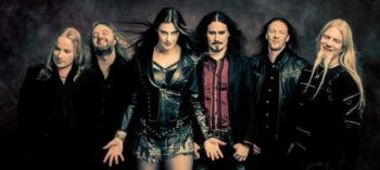 A promo photo of Nightwish.