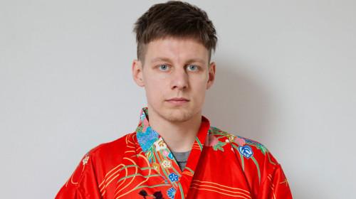 Андрей Богуш окончил в Санкт-Петербурге психологический факультет перед тем как приехать в Финляндию.