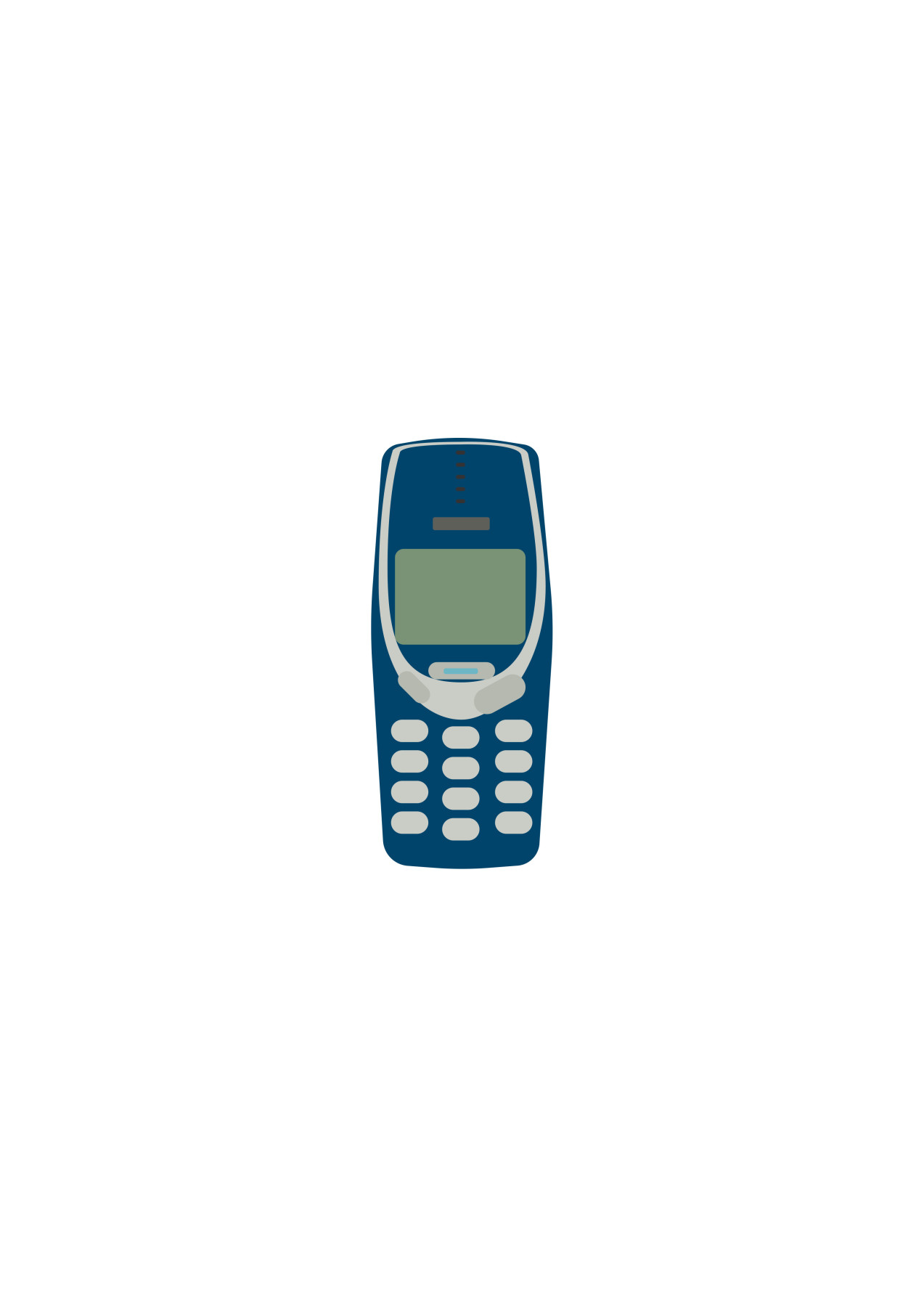Nokia 3310 is one of the highest selling mobile phones of all times ...
