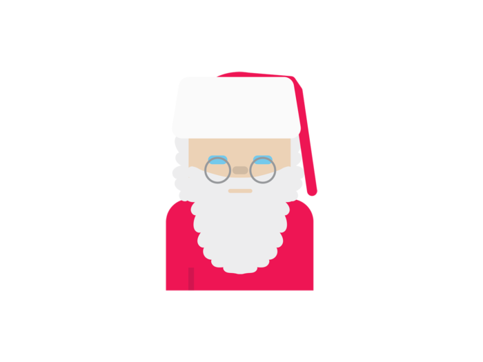 Der echte Weihnachtsmann