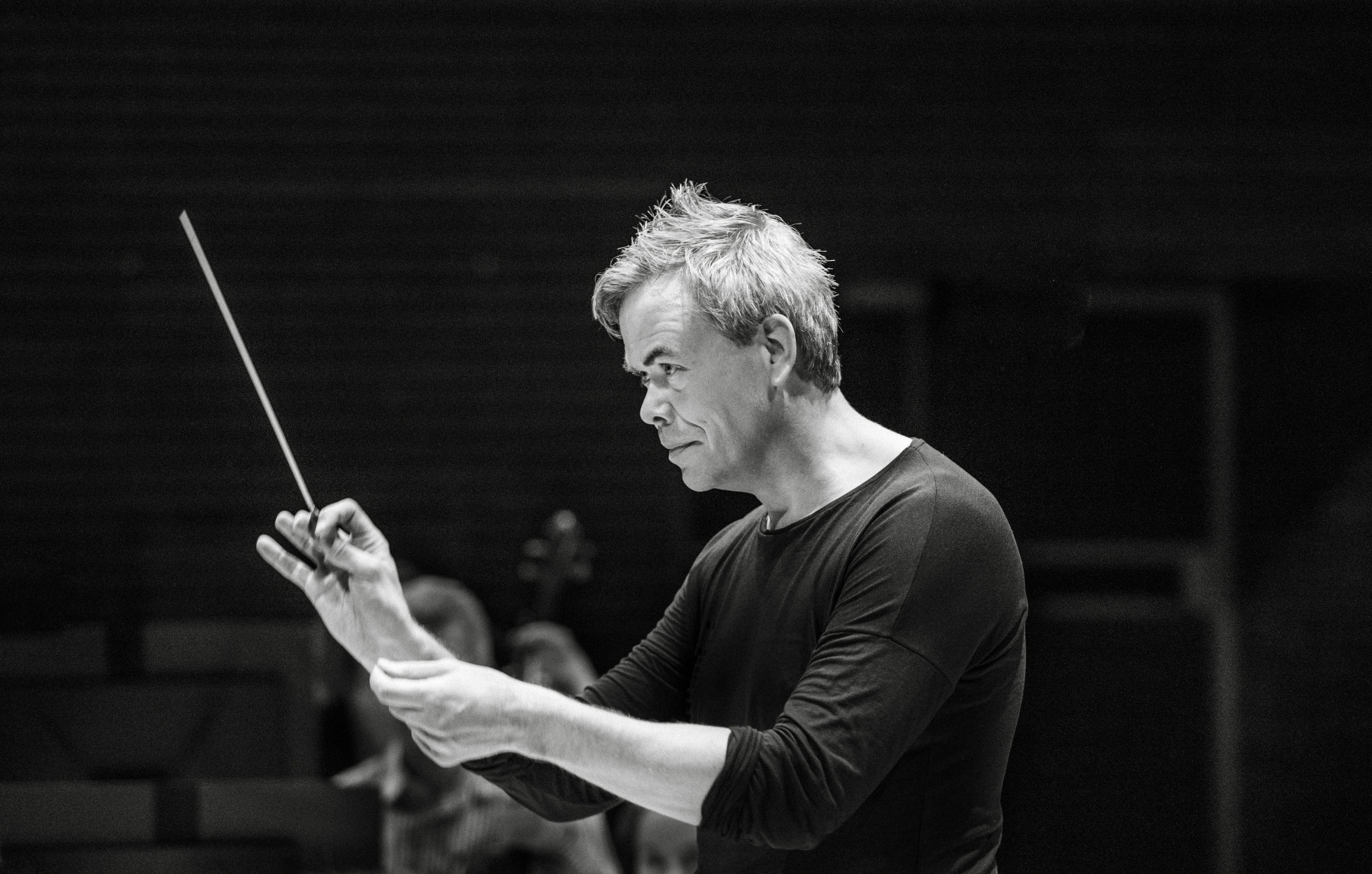 "The Chief Conductor of the Finnish Radio Symphony Orchestra Hannu Lintu thinks that Jean Sibelius would have wanted a gift from musicians for his 150th birthday: ""I think he would have been delighted if the musicians had come to thank him for his compositions. I believe that he would have appreciated that gift the most."""