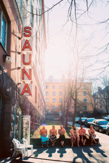 Local public saunas with traditional wood-fired stoves, like the ever popular Kotiharjun Sauna in Helsinki's Kallio district, will also be open on Sauna Day.