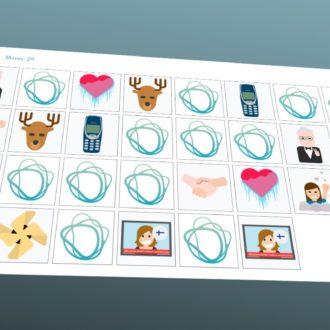 #FINemoji Memory Game