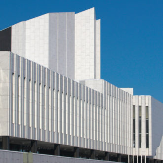 Finlandia Hall is often considered one of the true masterpieces by Alvar Aalto. The name of the building illustrates the significance with which the building is charged. Aalto himself saw Finlandia Hall as a symbol of an independent Finland.