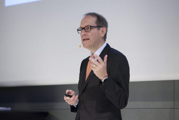 Jorma Ollila, who became Nokia's CEO in 1992, was the key person in taking Nokia to next level, telecommunications. During Ollila's era Nokia became the largest mobile phone maker in the world.