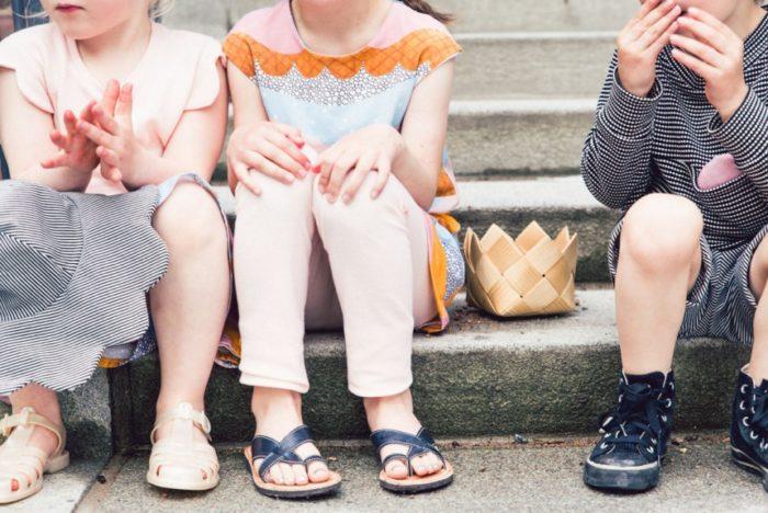 Финская компания Muka Va выпускает женскую и детскую одежду, сделанную только из натуральных волокон.