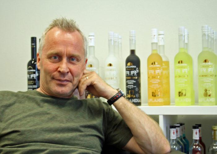 """Shaman Spirits公司的CEO伊尔波·苏尔卡拉从自己的经验判断,芬兰产""""精品烈酒""""大有市场。"""""""
