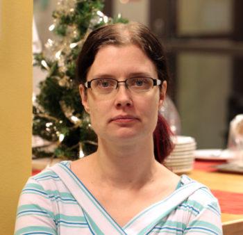 «Мне нравится самой повозиться с рождественскими украшениями», – говорит Элина Кимонен из небольшого финского города Кориа.