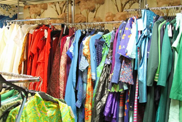Финны любят секонды не только потому что они экологичны и экономны. В них можно найти оригинальную одежду, которой нет ни у кого другого.
