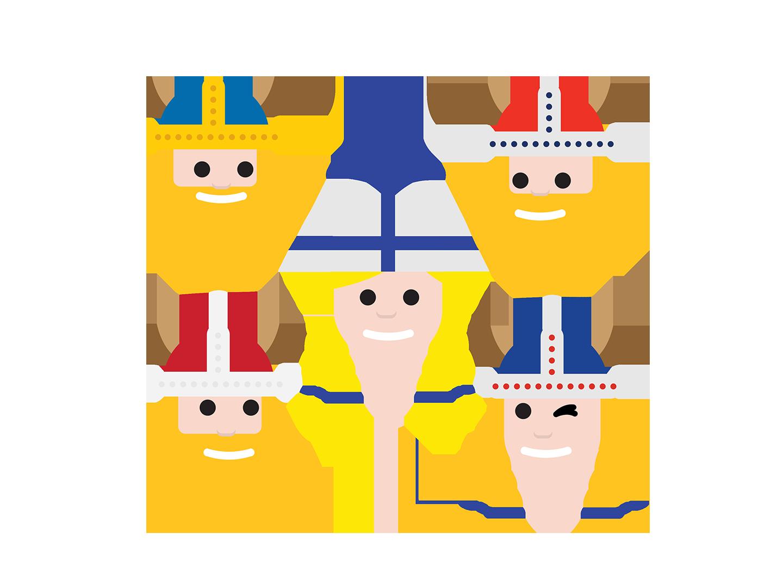 Nordische familie