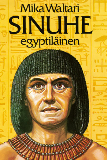 The cover of Mika Waltari's 'The Egyptian'.