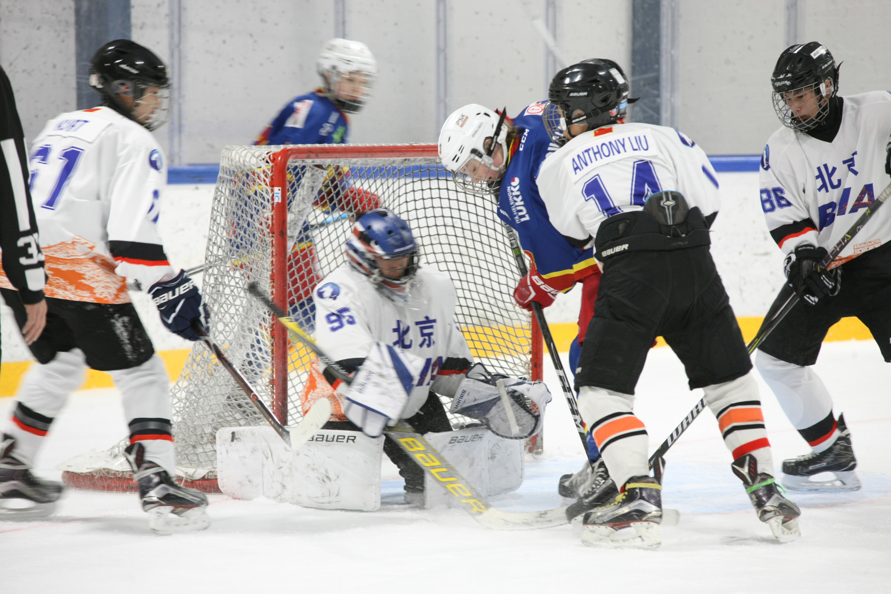 For Finland And China Hockey Is A Contact Sport Thisisfinland