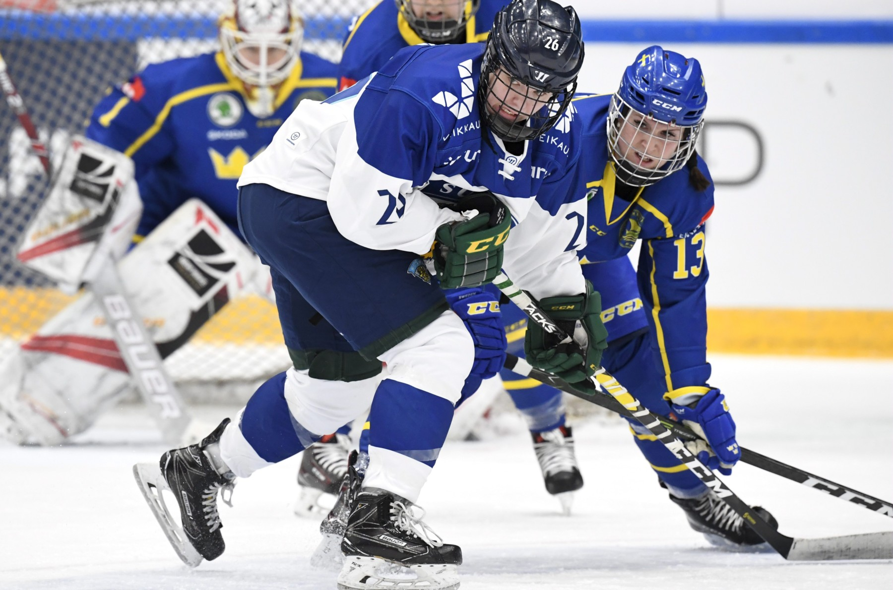 Home Crowd Cheers As Finland Hosts World Hockey Championship